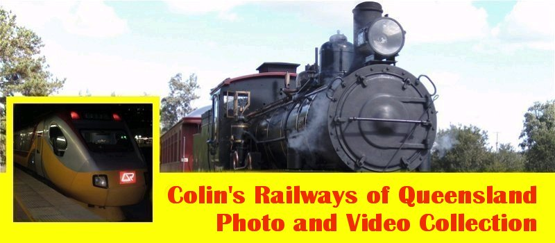 Colin's Queensland Railways Photo and Video Collection Header